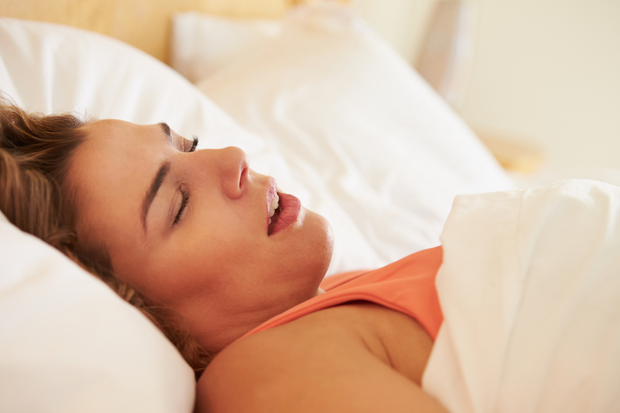 Nighttime Snoring: When to Worry