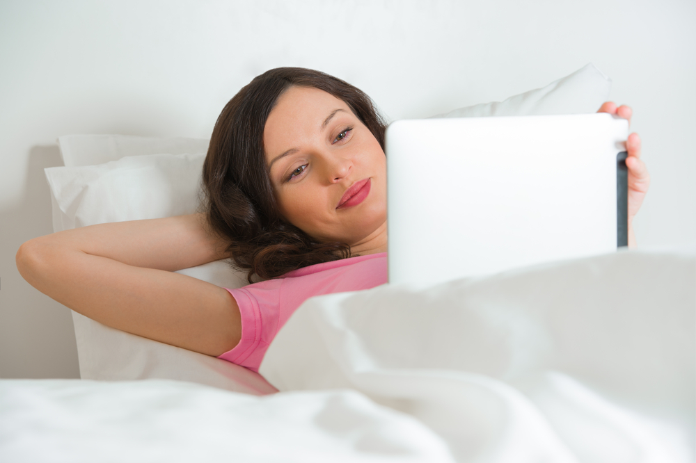E-books Disrupt Your Sleep