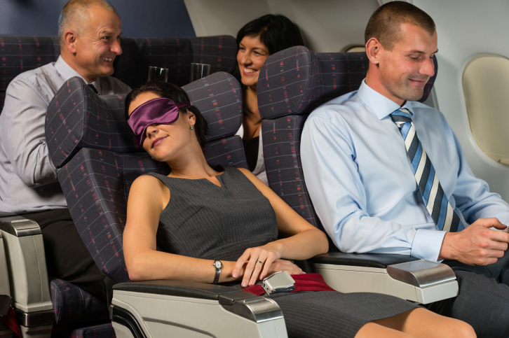 How to Sleep Better When You Travel