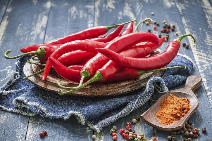 7 Health Benefits of Spicy Foods