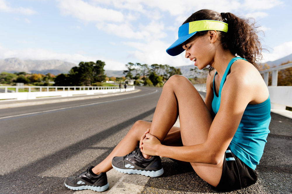 Don't Let Running Injuries Slow You Down