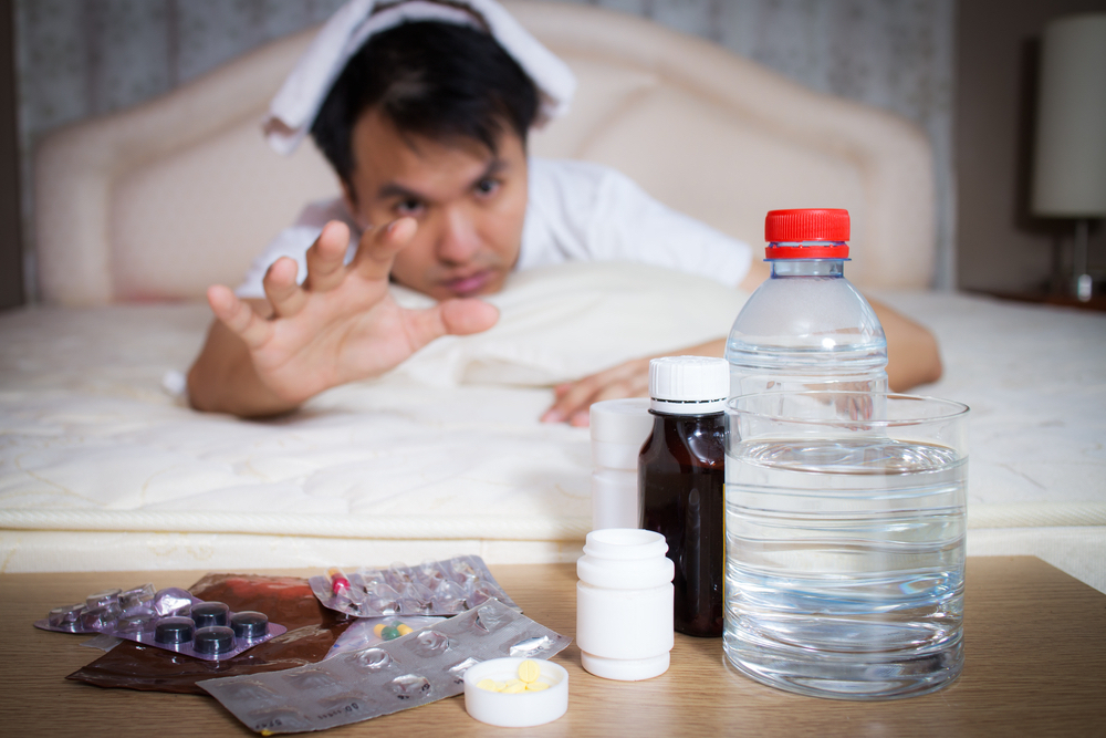 5 Tips for Hangover Relief
