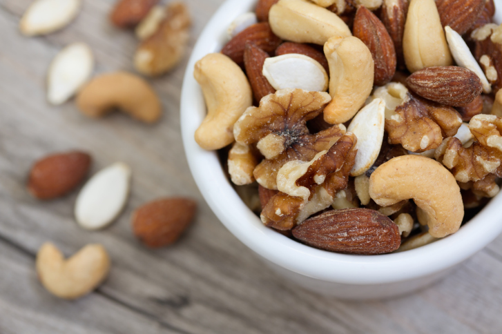 7 Healthiest Nuts and Seeds
