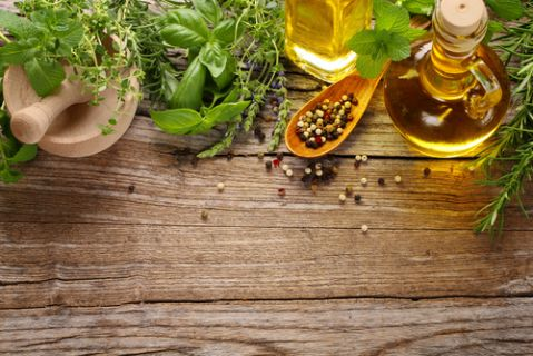 Increase Your Immunity: Foods and Herbs