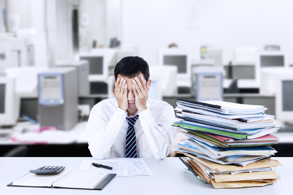 4 Ways to Manage Job-Related Stress